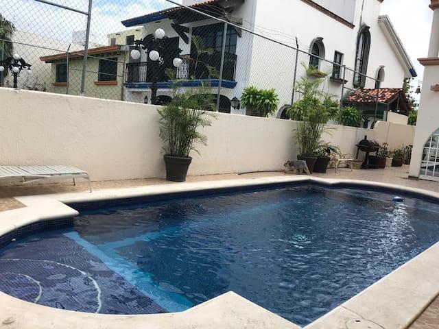 Cancún Loft con alberca privada