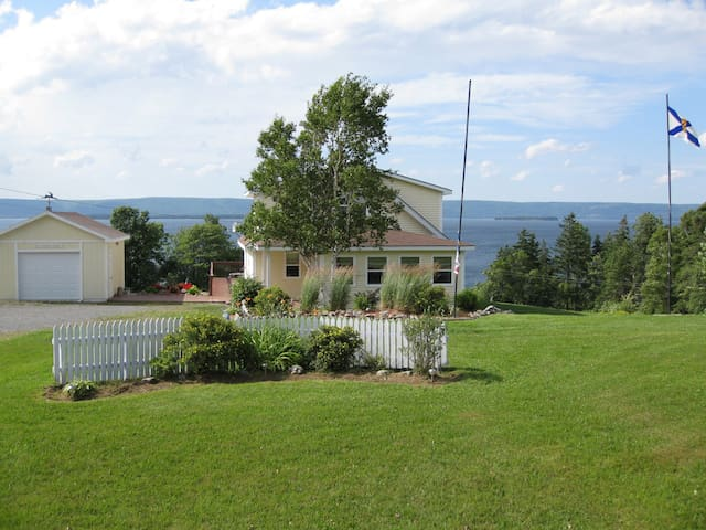 Bras D'Or Lake Tranquility - St. George's Channel - House