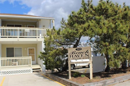 Beach Haven ...steps to beautiful Brigantine Beach - Apartamento