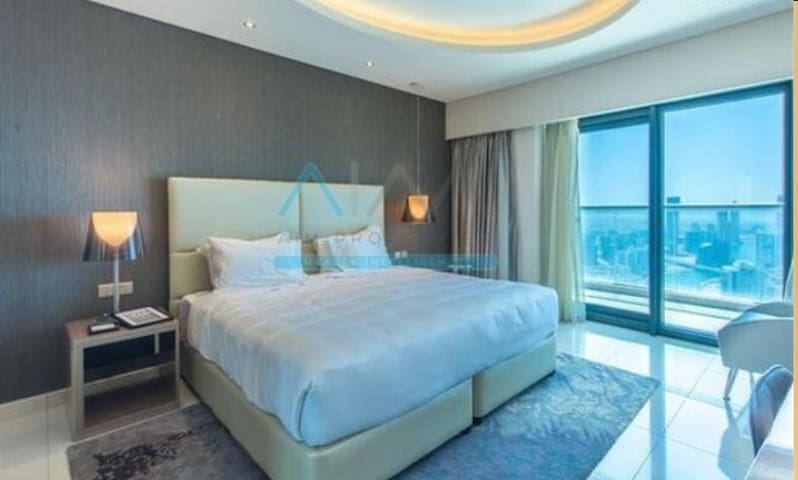 One bedroom in business bay Paramount Damac royale