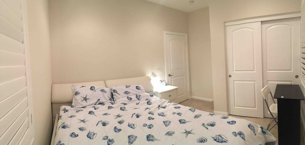 Nice private bedroom Irvine