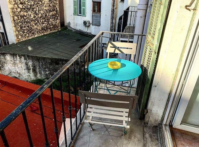 Logement au cœur de Nice