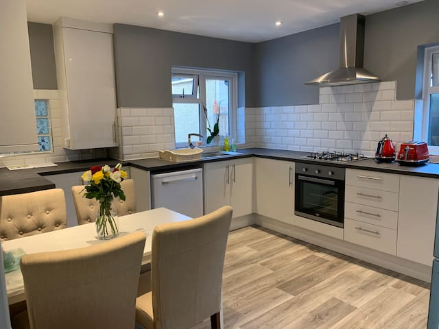 Luxury Rooms in North Oxford, close to City Centre