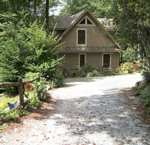 Designer Cabin, Private, Luxe, Mntns Highlands NC - Highlands - Cabin