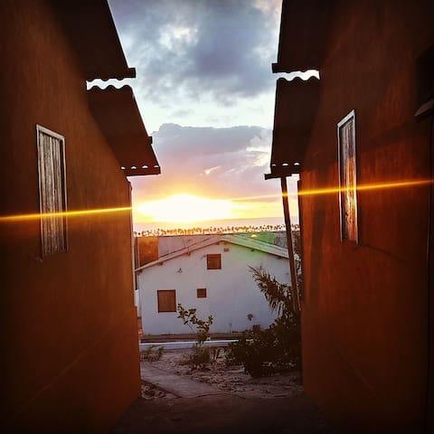 Sunrise Home Praia do Forte Vilage mobiliado.(CS2)