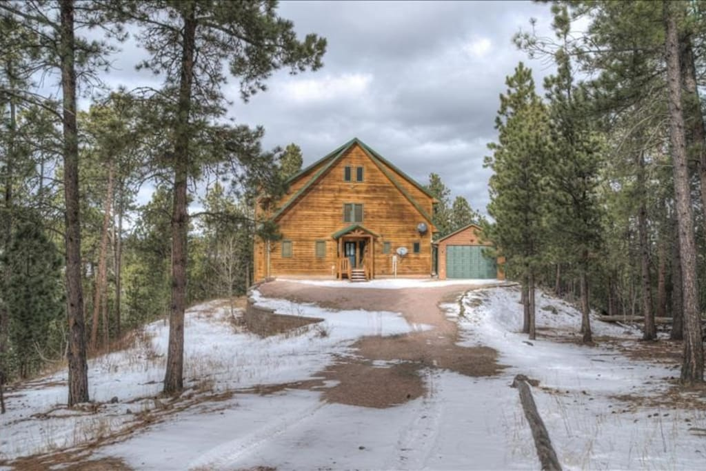 Midnight blu cabins for rent in rapid city south dakota for Pactola lake cabins