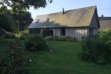 Grange rénovée Veules les Roses - La Chapelle-sur-Dun