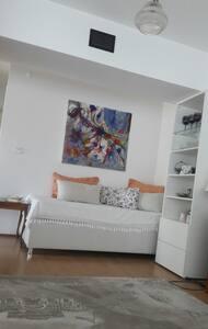 Evimizin bazı köşeler - Yeni Foça - Wohnung