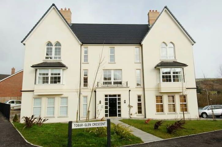 Luxury Ground Floor Apartment - Glengormley - Apartmen