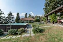 Villa Meri with pool 5 min by car from Varenna