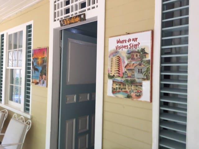 Hillcrest Lodge, Port Antonio, Jamaica