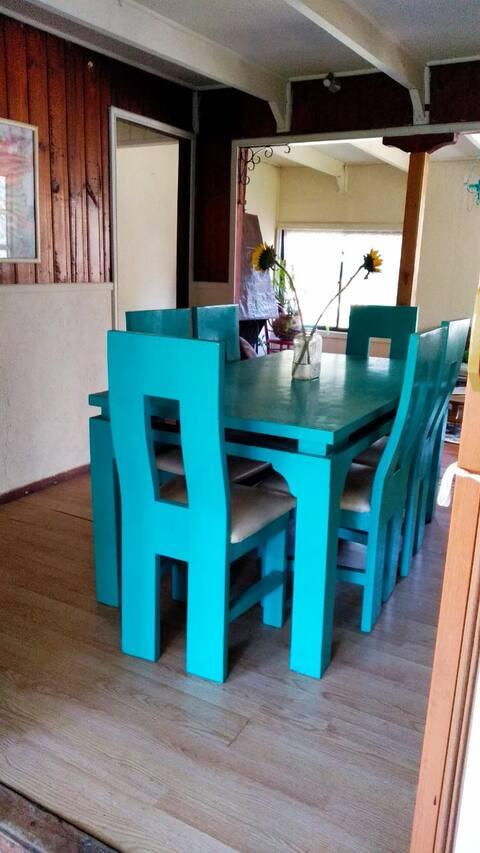 Casa la sanchina, tranquilidad y buena atencion