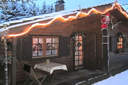 Large Holiday Home in Battenhausen  with Garden