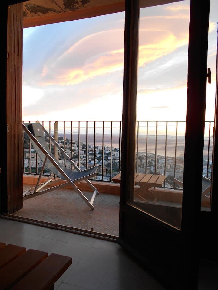 Appartement 60m2 Bastia - MAGNIFIQUE VUE !