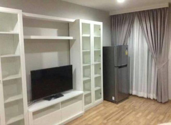 Big room near MRT/ Full furnished - Bangkok - Wohnung