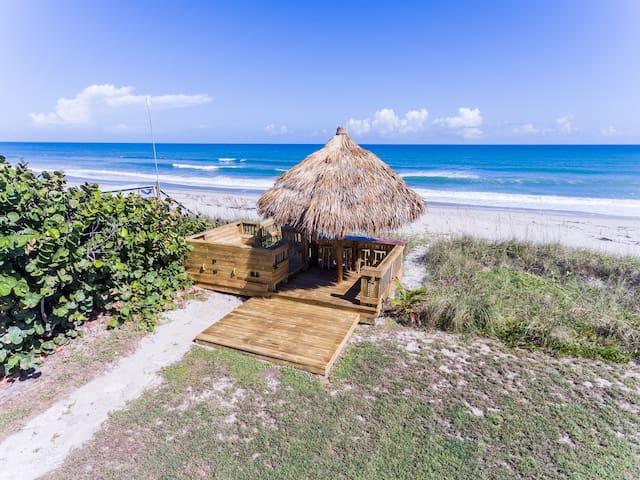 Salty Dog – direct oceanfront luxurious retreat!