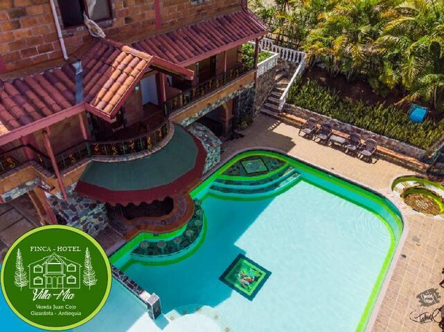 Finca Hotel Villa Mia