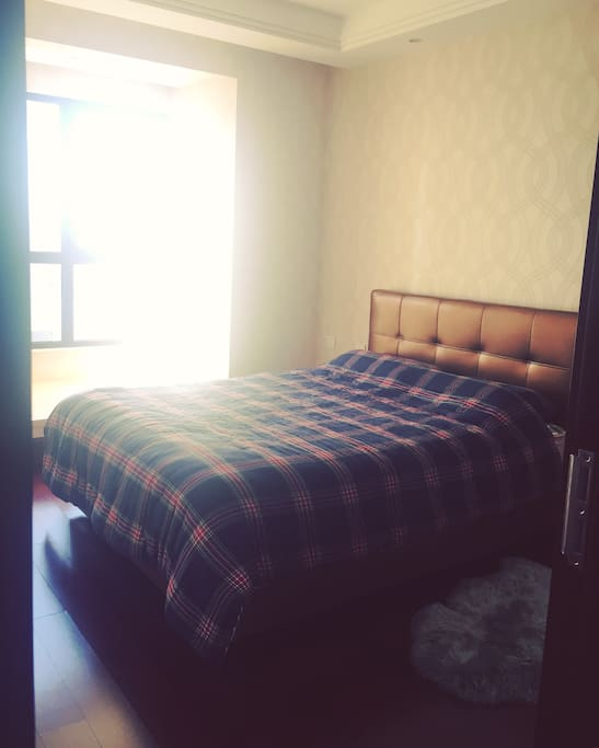 Sunshine bed room can be shared with two persons.