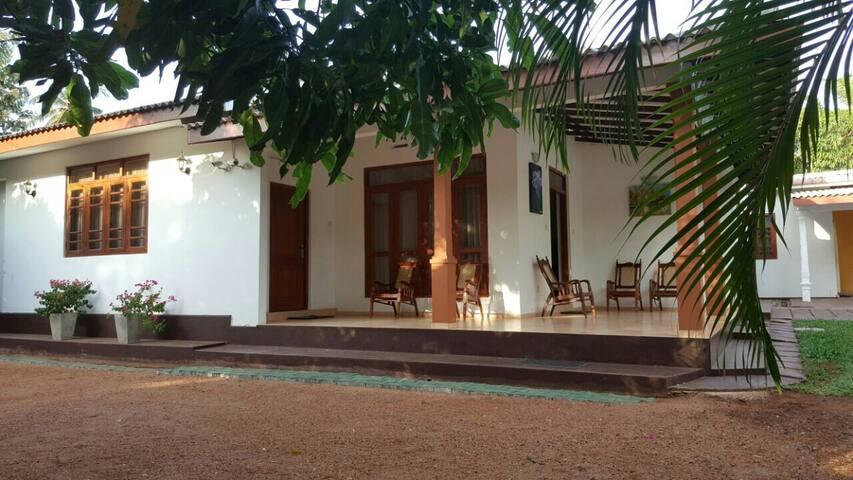 Hemamala Bungalow - Anuradhapura - Bungalov