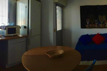 Apto,estar cocina,baño,1dorm,50m pl - มอนเตวิเดโอ - อพาร์ทเมนท์