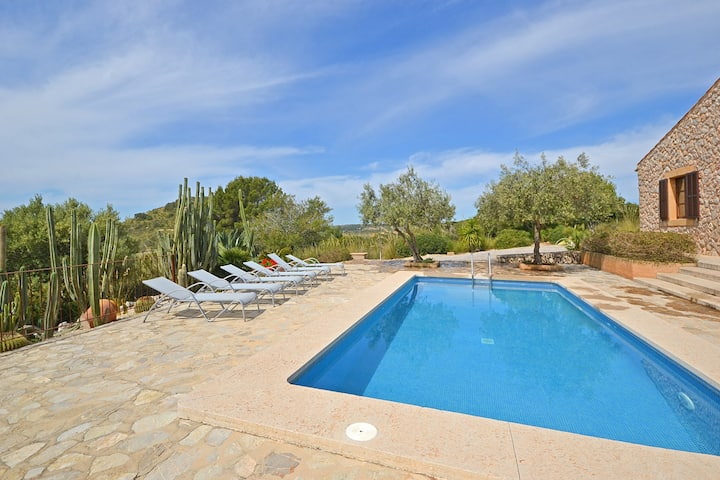 CALICANT - Country house with swimming pool in Sant Llorenç