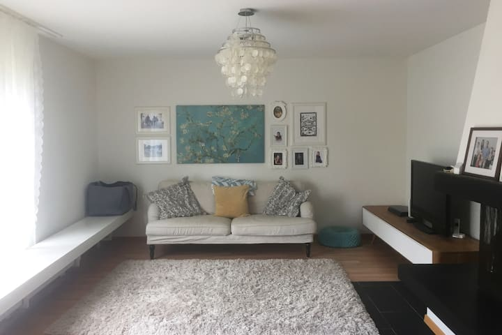 Family Apartment in Rüschlikon (Zurich)