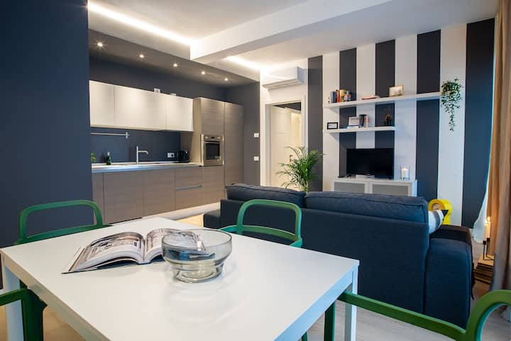 Full furnished apartment Treviso Train Station A