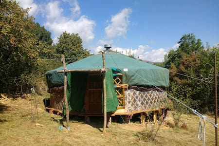 Magical place off grid