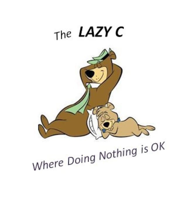 Our Lazy C Logo