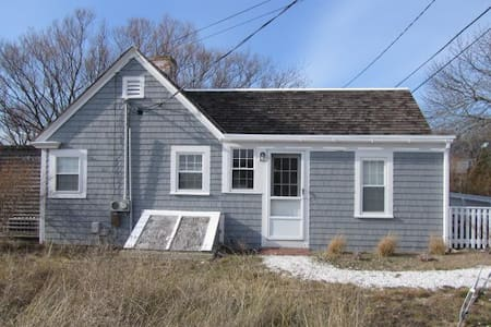 Walk to Mayo Beach from this Cute Cottage - Wellfleet - Maison
