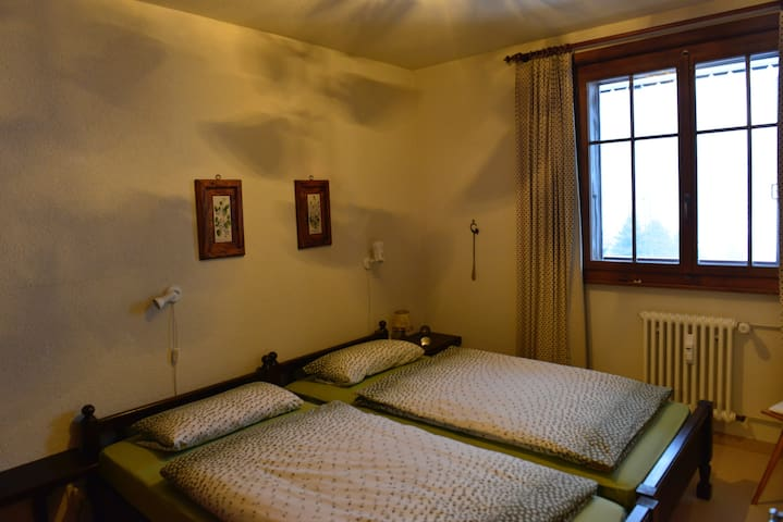 SZ mit 2 Einzelbetten
