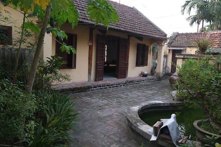 Nam Dinh Rustic - Casa