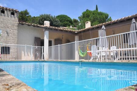 Colombet Stay's - Sublime Villa Dubosc Clapiers - Clapiers