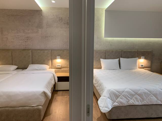 Family Suite,Lungomare,MarinaPremium Hotel,balcony