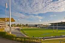 Campbelltown Stadium.