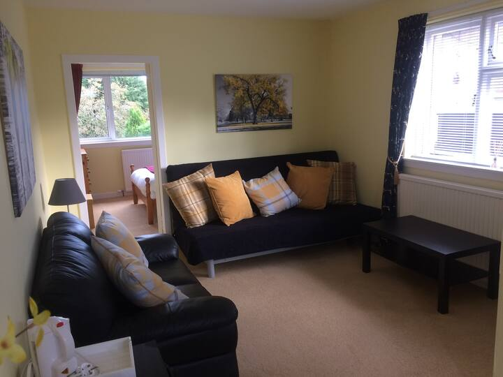 Comfortable one bedroom suite, Strathaven