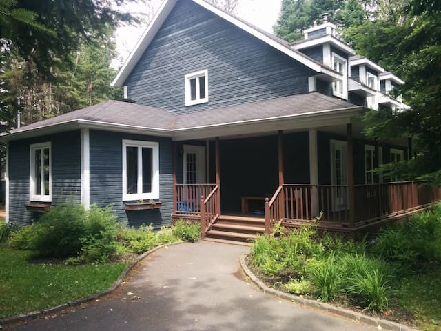 Maison en nature à deux pas de la ville ! - Lac-Beauport - Casa