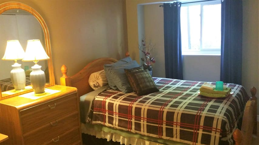 Mely's Peaceful Inn - Bottom C - Oshawa - Appartement