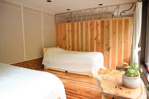 Nice Mountain view「KANMANYO」4 Bed Room