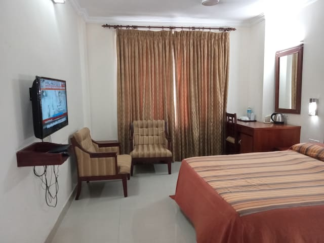 Kabani- Deluxe Double Bed Room XI, AC