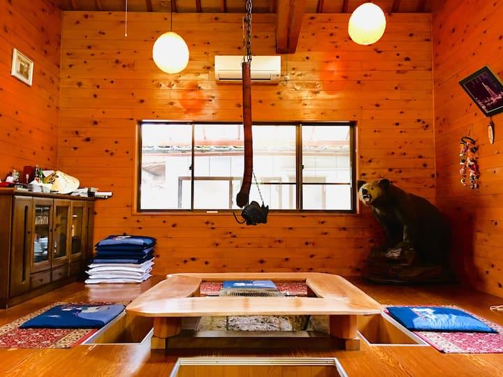 Farmers House Izumi -Superb Mountain View-