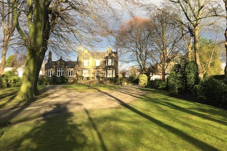 Stunning Leeds Mansion House - Leeds - Casa