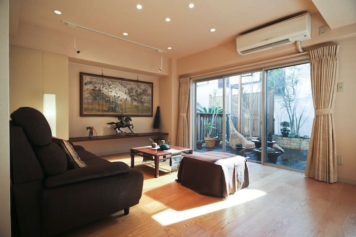 Spacious flat in a quiet residential area in Tokyo - 中野区 - Ev