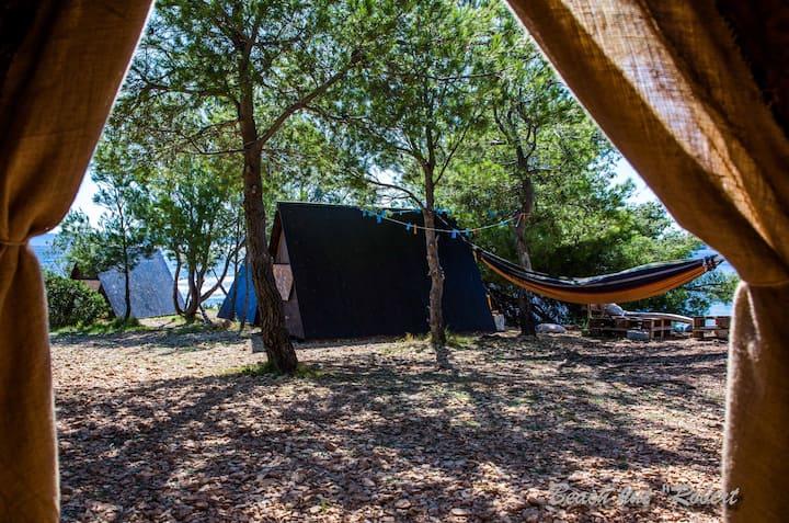 Beach Hut Robert (Garden view) + Free shuttle