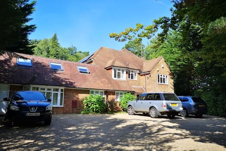Wood End House, Dukes Covert, Bagshot
