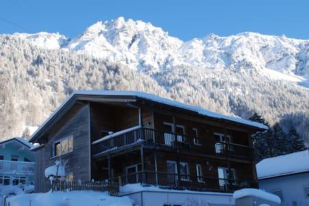 Ferienwohnung in ruhiger Aussichtslage - Außerbraz - Apartment