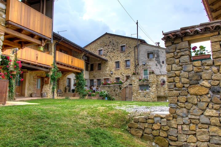 Rustic accomodation Agriturismo Antico Borgo 1 - Marostica - Oda + Kahvaltı