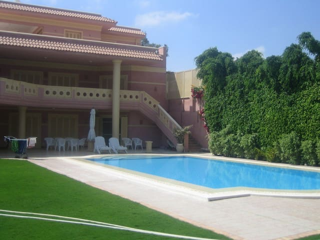 Stunning big Villa for rent for long periods only