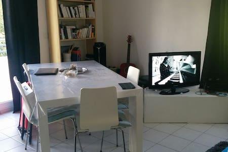 Appartement 2P au calme à 10 minutes de Strasbourg - Lejlighed