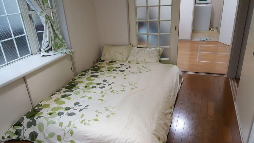 Private Apt 15 mins to Shinjuku+HighSpeed WIFI - Nakano-ku - Apartament